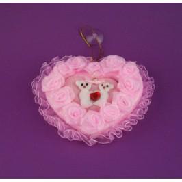 Декоративно сърце - 11см