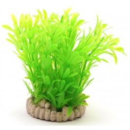Изкуствено растение - трева за декорация на аквариуми