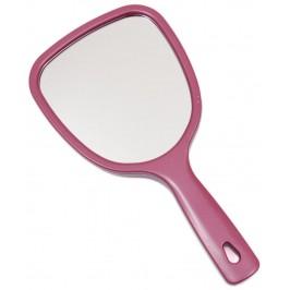 Фризьорско огледало с PVC рамка и дръжка за закачане