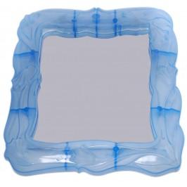 Огледало за баня с PVC рамка