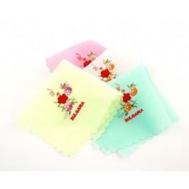 Сувенрна кърпичка с декоративна бродерия