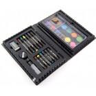 Комплект за рисуване от 30 броя цветни маркери