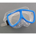 Класическа маска за плуване - PVC и силикон