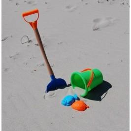 Плажен комплект - кофичка с картинка - 18см