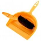 Битов комплект за почистване на маса - четка и лопатка PVC