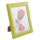 Цветна рамка за снимки - фладер