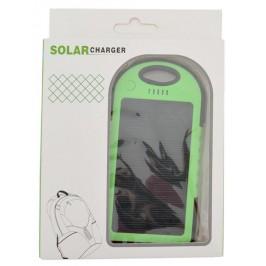 Влагоустойчива, противоударна, соларна външна батерия /power bank/