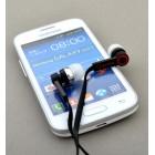 Стерео слушалки за телефон с микрофон