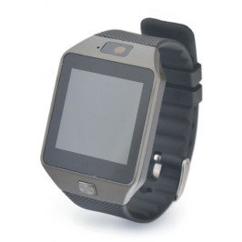 Смарт часовник с Bluetooth модул за връзка към Вашия Android или Apple смартфон