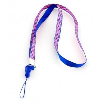 Връзка за врат за мобилен телефон текстил