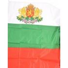 Знаме на Република България с герб