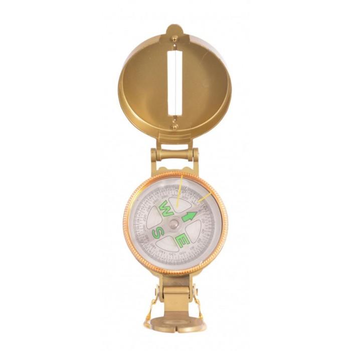 Ръчен компас с метален корпус