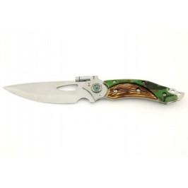 Ловен нож с калъф за колан фенер и компас