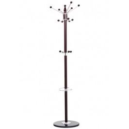Интериорна закачалка със стойка за чадъри - височина 176см