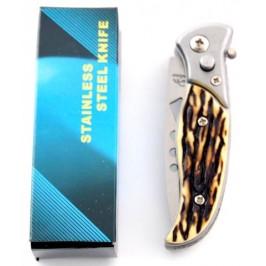 Сгъваем джобен нож с автоматично отваряне