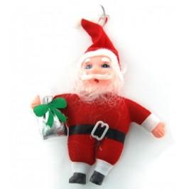 Коледна декорация за окачване на елха - Дядо Коледа