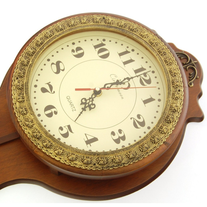 Декоративен стенен часовник - 26см