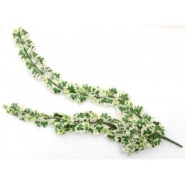 Декоративно висящо цвете от плат