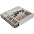 Красив фотоалбум за 80 снимки с твърди корици в кутия