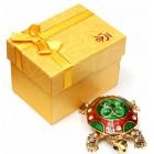 Декоративна кутийка за бижута - красива костенурка