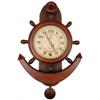 Сувенирен стенен часовник - котва