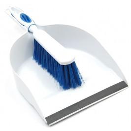 Битов комплект за почистване на маса - четка и лопатка