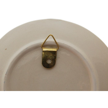 Релефна сувенирна чинийка - Несебър
