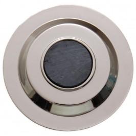 Сувенирна метална чинийка с магнит