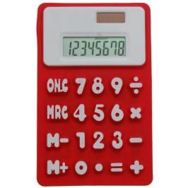 Гумиран електронен калкулатор за защита при удар или падане
