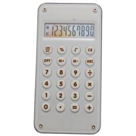Нестандартен електронен калкулатор с лабиринт на гърба