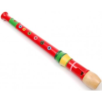 Сувенир дърво - музикален инструмент - кавал