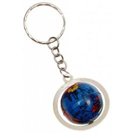 Сувенирен ключодържател - цветен глобус