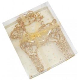 Декоративна фигурка - коледно еленче