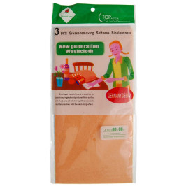 Комплект 3 броя абсорбираща кърпа за почистване на всякакъв вид повърхности