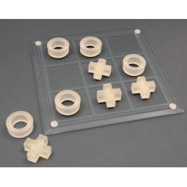 Стъклен комплект - морски шах, подходящ за всеки стилен дом или офис
