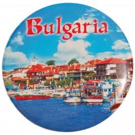 Сувенирна фигурка с магнит и отварачка - България