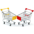 Декоративна фигурка - пазарска количка