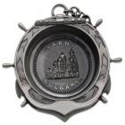 Сувенирна метална фигурка с магнит - Варненската катедрала