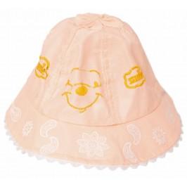 Лятна шапка от плат декорирана с апликации и бродерии