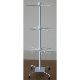 Стелаж метал тип въртележка