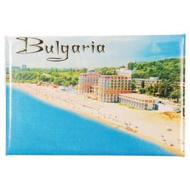 Неогъваща се магнитна пластинка - морска ивица, България
