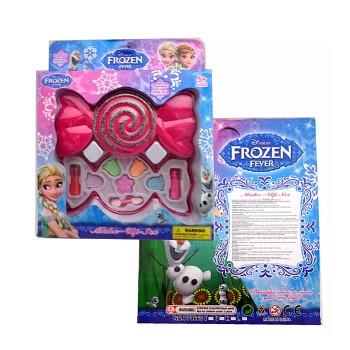 Детски комплект за гримиране Замръзналото кралство