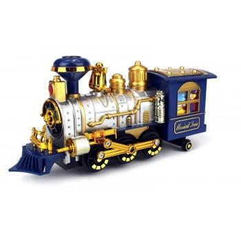 Класическо локомотивче на батерии