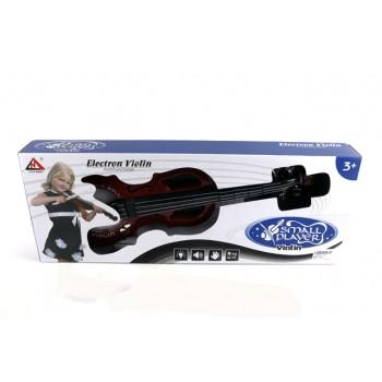 Детска електрическа цигулка с лък