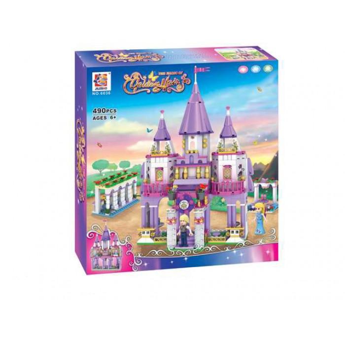 Конструктор 490 части - Магически замък