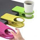 Поставка за чаша за маса тип щипка