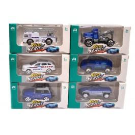 Детска играчка - колички и камиони - City Series