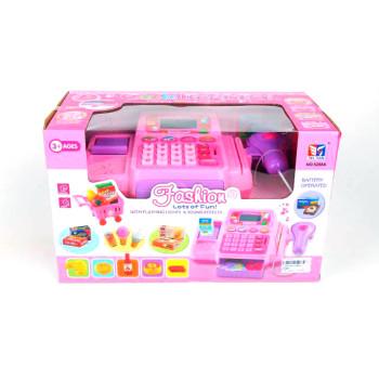 Детска занимателна играчка - касов апарат