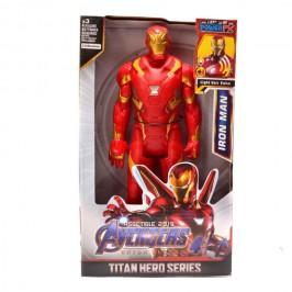 "Светеща екшън фигура - ""Iron Man"""