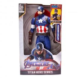 """Светеща екшън фигура - """"Captain America"""""""